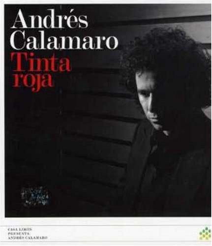 CD ANDRÉS CALAMARO - TINTA ROJA