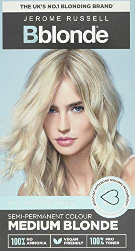 Jerome Russell Bblonde Semi-Permanent Toner, Medium Bl