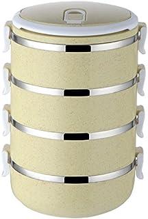INTERKITCHEN Fiambrera APILABLE 4 Capas + Bolsa TERMICA
