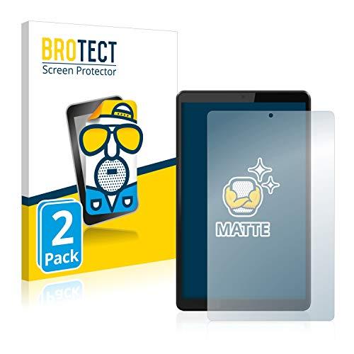BROTECT 2X Entspiegelungs-Schutzfolie kompatibel mit Lenovo Tab M8 Bildschirmschutz-Folie Matt, Anti-Reflex, Anti-Fingerprint