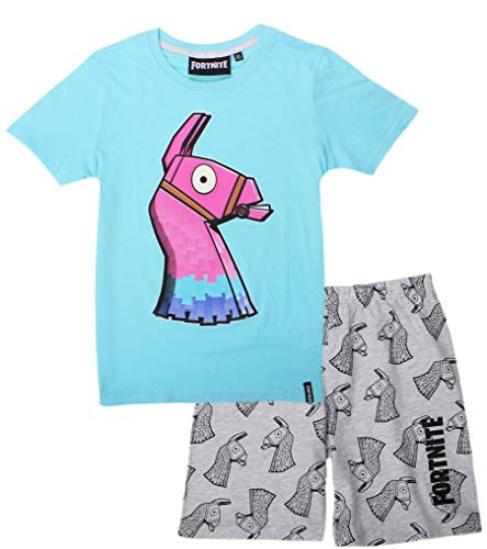 Epic Games Fortnite Shorty Pyjama -...