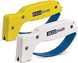 AccuSharp Knife Sharpener and ShearSharp Scissor Sharpener Combo Pack