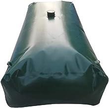 XBSXP Récipient de Stockage d'eau de Grande capacité avec Robinet, Sac de Stockage d'eau Douce extérieur Pliable Portable,...