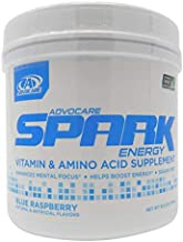 Advocare Spark Blue Raspberry Energy Formula (42 Serving)