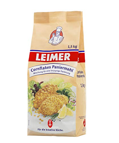 Leimer Cornflakes Paniermehl, 4er Pack (4 x 1.5 kg)