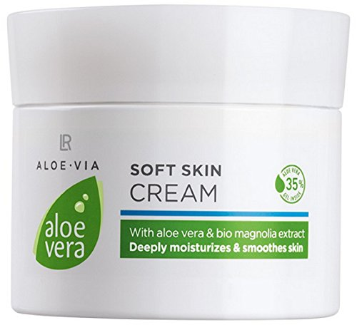 LR ALOE VIA Aloe Vera Zarte Hautcreme Soft Skin Cream 100 ml