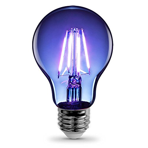 Feit Electric BPESL13T/O 13-Watt Compact Fluorescent Mini Twist Orange Bulb
