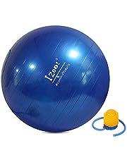 Izoo Latex Gym Ball With Air Pump