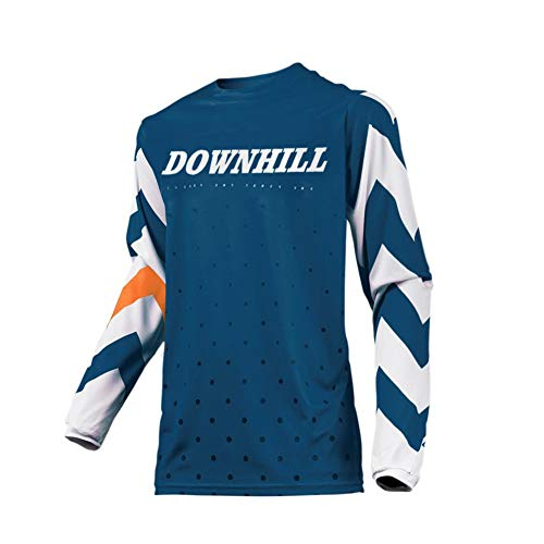 Uglyfrog Designs Erwachsener Motocross Jersey Thermo Fleece Winter Cross Offroad Enduro Downhill Shirt Atmungsaktiv Lange Ärmel Rundhalsausschnitt or V-Ausschnitt