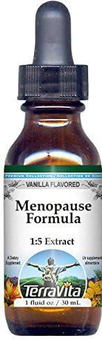 Menopause Louisville-Jefferson County Mall Formula Glycerite Liquid Extract Vanilla Phoenix Mall - Flavo 1:5