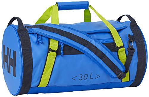 Helly Hansen HH Duffel Bag 2 30L Bolsa de Viaje, Unisex Adulto, Azul Electric/Navy