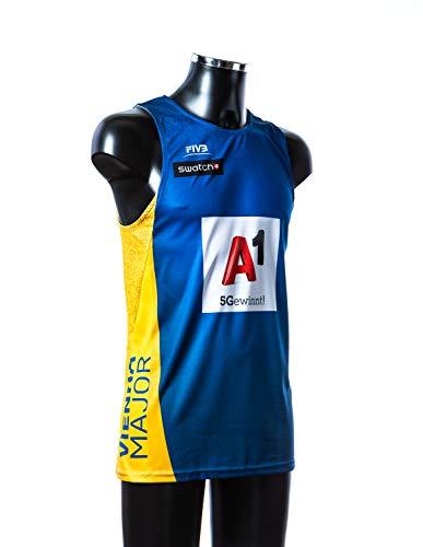 Beach Volleyball Major Series Vie_9_Men_XL_Blue / Yellow
