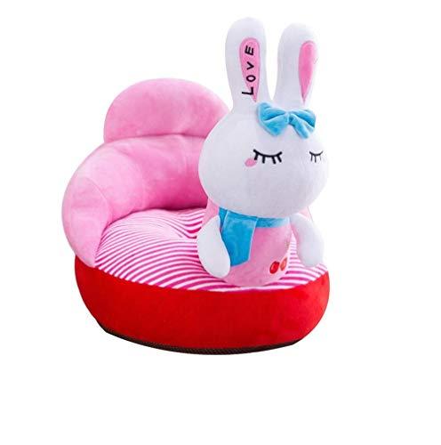 Schätzchenlernsitz, rutschfester Sitz der Reitkarikatur, kreativer Kinderstuhl des Plüschspielzeugs@A3_55cm