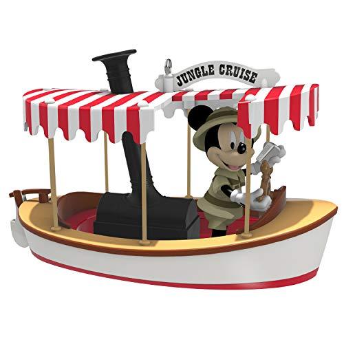 Hallmark Keepsake Christmas Ornament 2020, Disney Jungle Cruise Mickey Mouse Set Sail for Adventure!