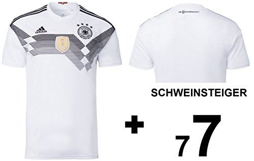 adidas group Trikot Herren DFB 2018 Home WC - Schweinsteiger 7 (XL)