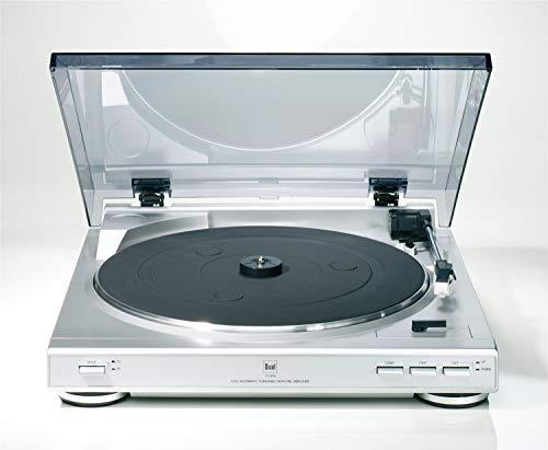 Dual CS410S tocadisco - Tocadiscos (DC, Plata)