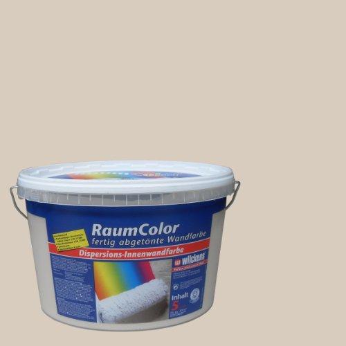 Wilckens Raumcolor 5l, Farbton:Cafe au Lait