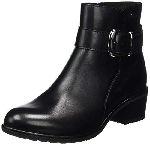 Caprice Damen 9-9-26438-25 Stiefelette, BLACK NAPPA, 41 EU