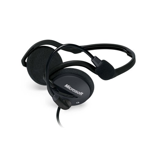 Microsoft 2AA-00010 LifeChat LX-2000 PC-Headset