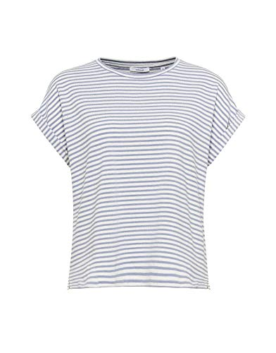 OPUS Damen T-Shirt Sipay bleu (50) 38