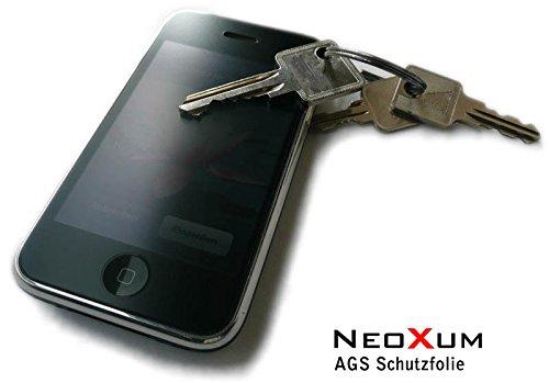 Neoxum AGS Reflektionsmindernde Displayschutzfolie für Huawei Ascend Y201 - 2