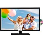 Sceptre E246BD-F 24 1080p 60Hz Class LED HDTV with DVD Player