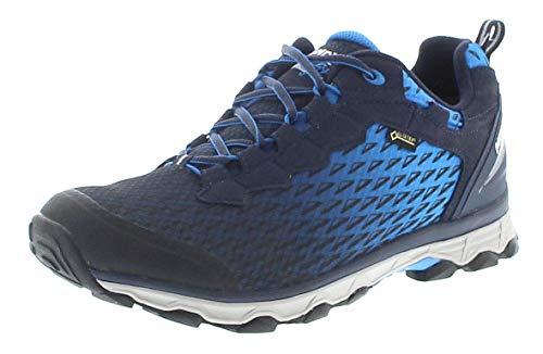 Meindl Herren Hiking Stiefel 5111-49 Activo Sport GTX Marine Blau 43 EU