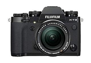 Fujifilm Appareil photo compact hybride X-T3 avec Objectif XF1855 mm 26,1 Mpix Zoom optique Noir/Argent (B07H3RK5VS) | Amazon price tracker / tracking, Amazon price history charts, Amazon price watches, Amazon price drop alerts