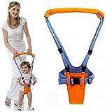 Cintura bambino neonato, assistente per la sicurezza dei bambini, attrezzo per neonati, assistente per bambini che cammina, cintura ausiliaria per l'apprendimento, sicura e non tossica(blu)