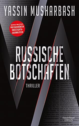Russische Botschaften: Thriller