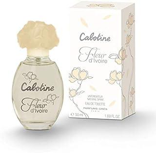 Gres Cabotine Fleur d'Ivoire For Women -Eau de Toilette, 50ml -