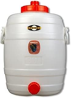 speidel plastic fermenter 30l 7.9 gal