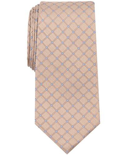 Nautica (NAV5C) Herren Skipper Grid Krawatte, Taupe, Einheitsgröße