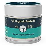 Uji Bio Matcha von Kuro – Handgepflückter Super Premium Bio-Matcha-Tee