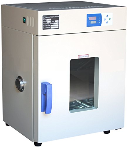 Across International FO19070.110 Digital Forced Air Convection Oven, 110V, 50/60 Hz, 1500W, 18