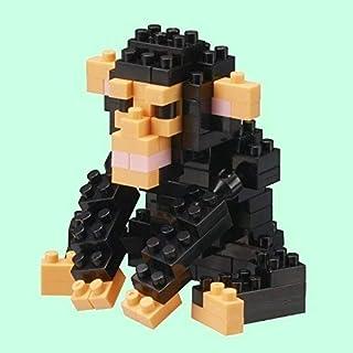 チンパンジ- ナノブロック