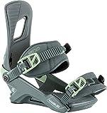 Nitro Snowboards Rambler Fijaciones de Snowboard Nitro, Hombres, Cold Midnight, M