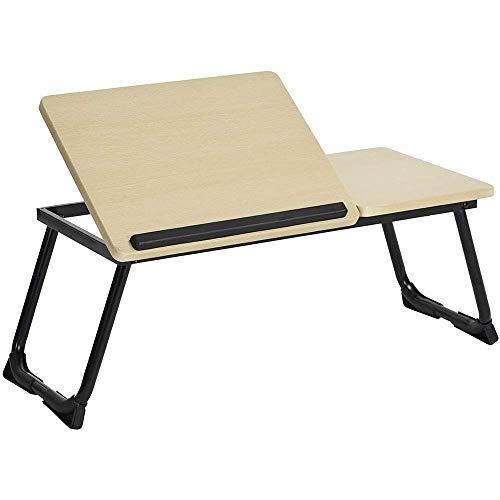Meubels Opvouwbare Laptop Bureau met metalen structuur Lazy bed bureau notebook lift student bureau for Binnenlandse Zaken en Wonen aijia