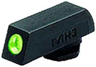 Meprolight ML20224F.S Glock Tru-Dot Night Sight 9mm .357 Sig .45 S&W & .45 Gap Front Sight