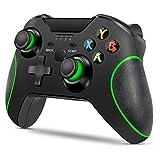HTTIB Mando inalámbrico mejorado con doble vibración para Xbox...