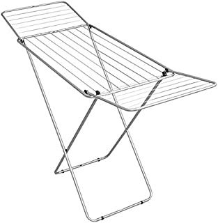 EGE Aeganstar Foldable Rust Free Clothes Dryer Stand (Made in Turkey)
