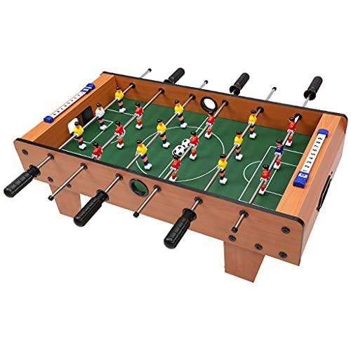 Futbolines Mesa de Batalla para Dos Jugadores Juego de Mesa Juego de fútbol máquina de fútbol