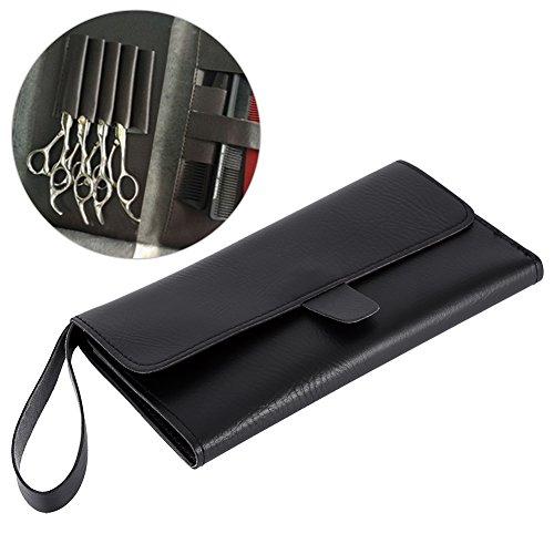 Bolsa de tijeras, multifuncional, bolsa de tijeras para el pelo, estuche para peinetas, soporte para peluquería, herramienta de barbería