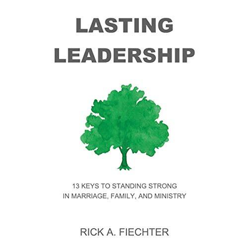 Couverture de Lasting Leadership