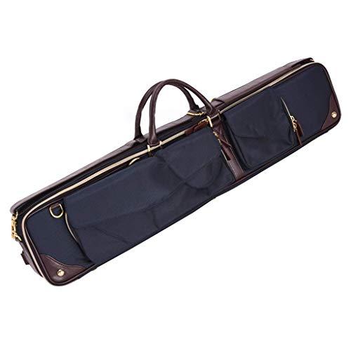 Gemeinsame Snooker Cue Fall, 85cm for Zentrum Joint Queuen Tasche Billard Zubehör 8bayfa (Color : Blue)