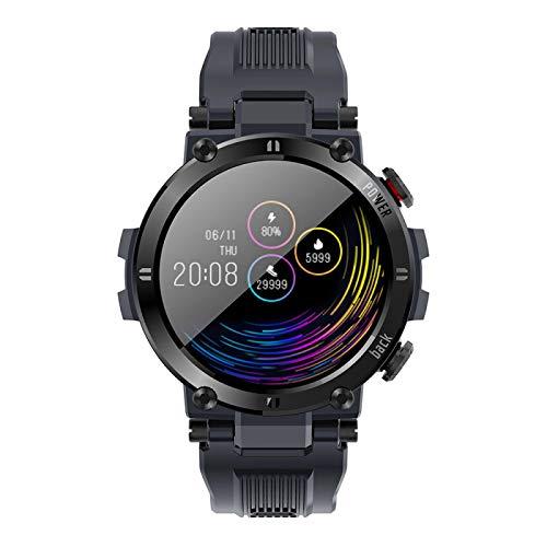 D13 Smart Watch,GPS Waterproof Screen Fitness Watch,with Heart Rate Monitor,Pedometer,Sleep Monitor,Silent Alarm Clock,Super Battery Life,Slim Smart Bracelet