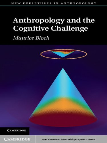 Image OfAnthropology And The Cognitive Challenge (New Departures In Anthropology) (English Edition)