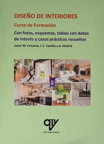 Diseño de interiores: Curso de formación