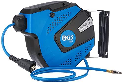 BGS 3297 | Enrollador de manguera de aire | automático | 10