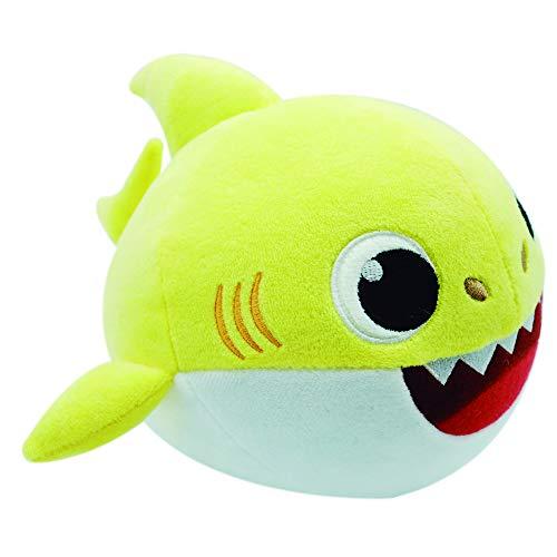 Baby Shark- Peluche Bailón, Multicolor, única (Bandai